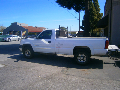 ¾ Ton Diesel Pick Up Trucks w/ 8′ bed