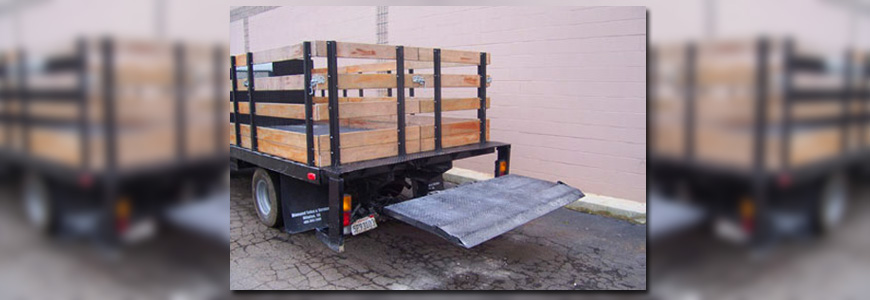 12ft or 14ft Flatbed Trucks