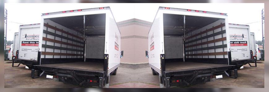 14ft-16ft Box Trucks