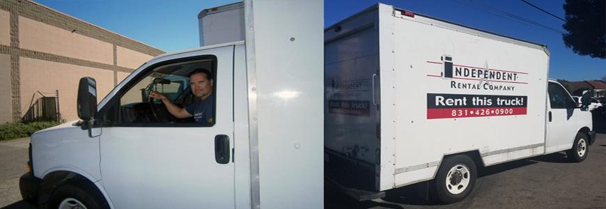 10ft Baby Box Trucks